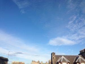 St. Andrewsの空