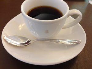 銀座ウエストのコーヒー