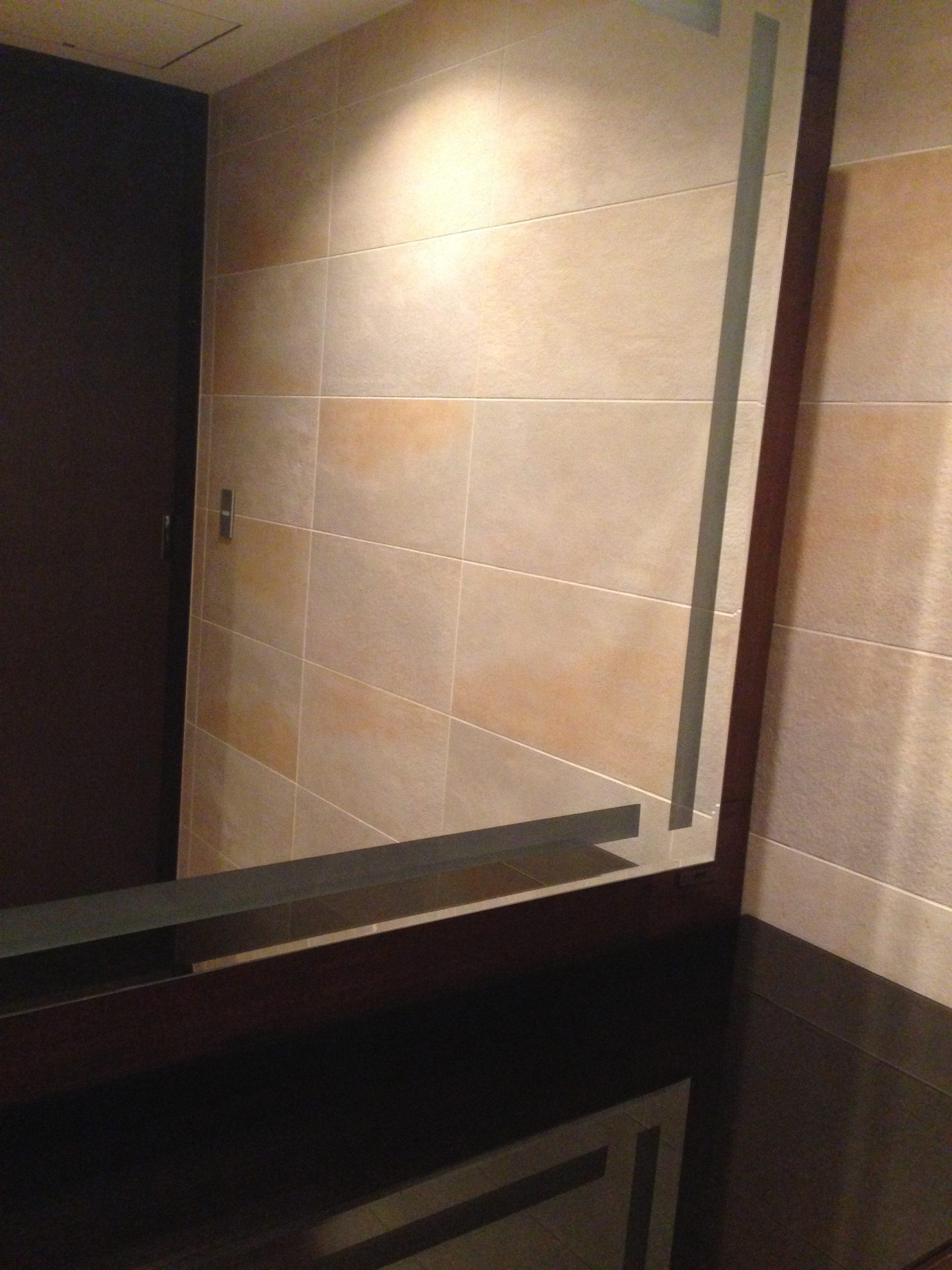 Hyatt Hakoneの鏡