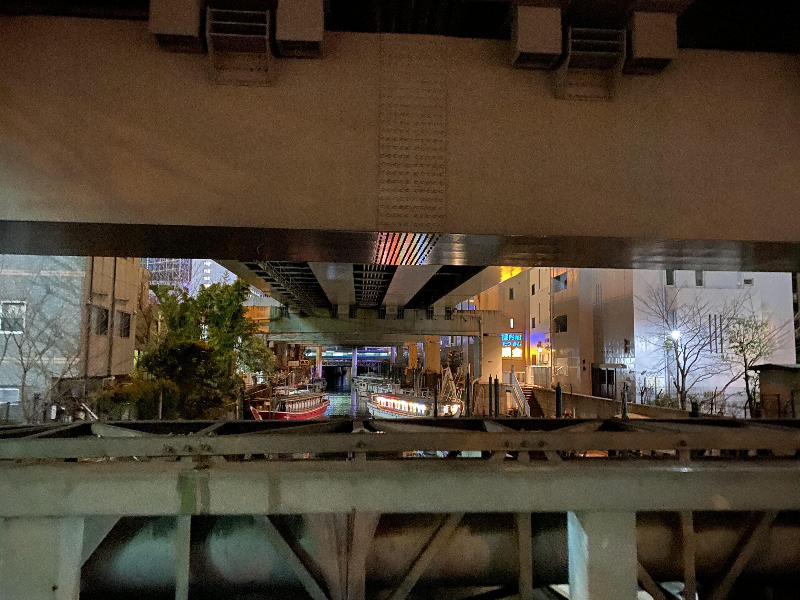浜松町の屋形船